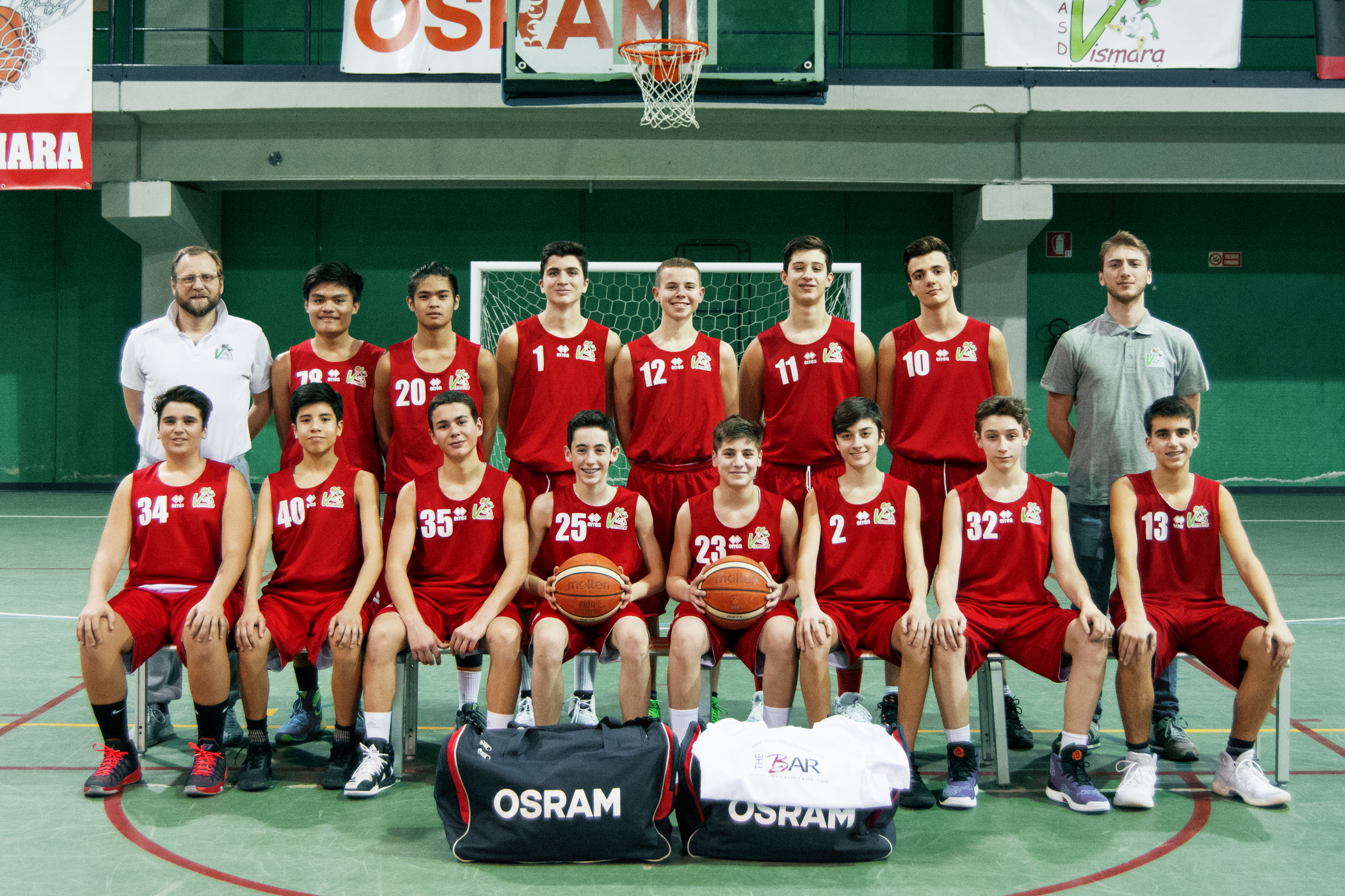 Uisp Basket Milano Calendario.Under 15 A S D Vismara Basket